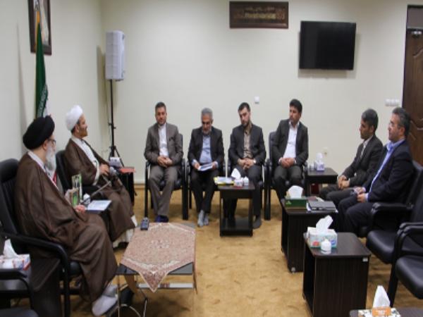نشست کمیته همکاریهای استان البرز برگزار شد