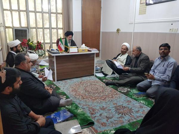 کمیته همکاریهای حوزه و آموزش و پرورش شهرستان فیروزآباد تشکیل شد