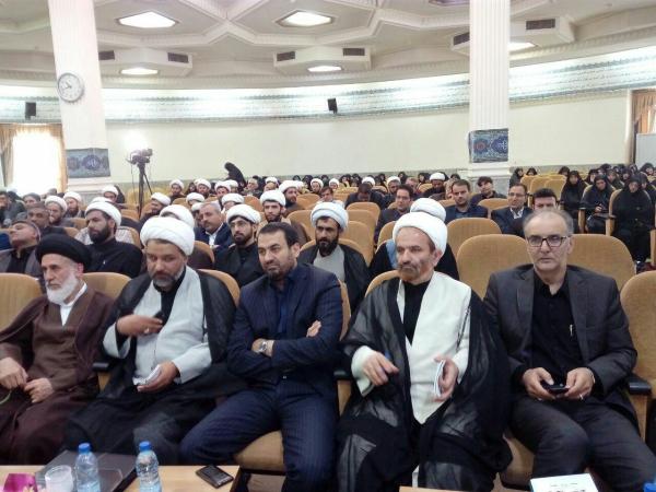 مدیران و روحانیون مدارس طرح امین استان مرکزی در مسجد مقدس جمکران گرد هم آمدند