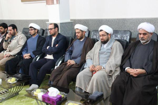 دومین جلسه کمیته همکاریها خراسان شمالی برگزار شد