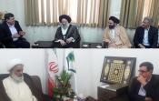 رییس دانشگاه فرهنگیان در دیدار با علمای خوزستان ؛علما و روحانیت دانشگاه فرهنگیان را برای تربیت معلم شایسته حمایت کنند