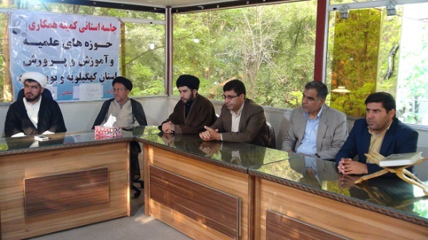 برگزاری شصت نشست کمیته همکاریها به ریاست ائمه جمعه در سطح استان