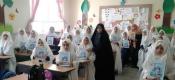 حضور تبلیغی یک هزار بانوی طلبه در مدارس دخترانه استان تهران