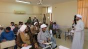 استقبال طلاب خوزستان از طرح طلبه وظیفه