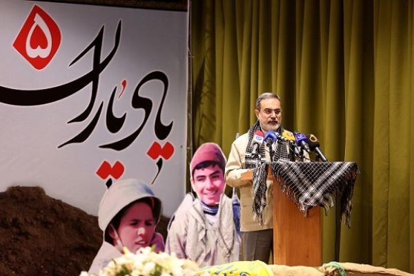 گردهمآیی مشترک پایگاه های بسیج فرهنگیان برگزار شد