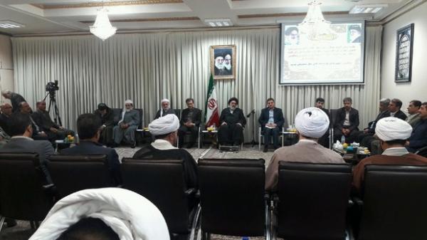 اعضای کمیته همکاری های حوزه علمیه و آموزش و پرورش کردستان گردهم آمدند
