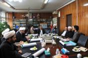 نشست اعضای  کمیته همکاری حوزه علمیه و آموزش و پرورش شهر تهران بر گزار شد