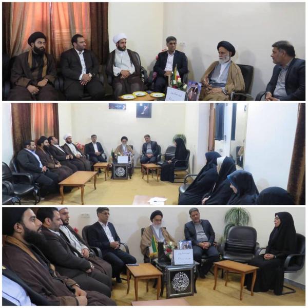 نشست کمیته همکاریهای شهرستان بندرلنگه برگزار شد