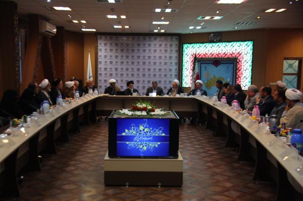 کلیات برش 5ساله همکاریهای حوزه و آموزش مورد تصویب اعضای ستاد قرار گرفت