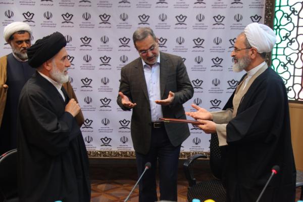 کناره گیری حجت الاسلام و المسلمین سید مجتبی ملکی از ستاد همکاریها
