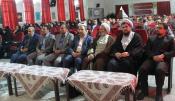 نشست  فصلی مدیران مدارس ناحیه یک  شهرستان بهارستان برگزار شد