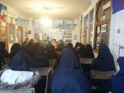 حضور روحانیت در مدارس موجب کاهش آسیب های اجتماعی می شود