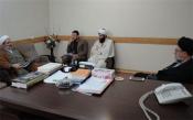 بازدید معاون امور استانهای  دبیرخانه ستاد  از مدارس مجری طرح امین شهر ری