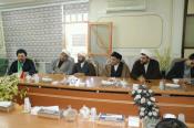 نشست  کمیته همکاری حوزه علمیه و آموزش و پرورش برگزار شد