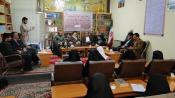 زنان ایران اسلامی زینب وار از انقلاب اسلامی حمایت کنند