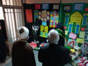 نمایشگاه «مدرسه انقلاب» یک کار پژوهشی همراه با نوآوری و خلاقیت است