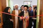 کتابخانه مدرسه باقر العلوم ناحیه یک تبریز افتتاح شد