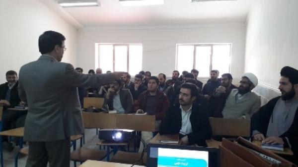 دوره توانمند سازی طلاب شاغل در آموزش و پرورش استان زنجان برگزار گردید