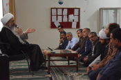 بوشهر  ازاستانهای ممتاز در عرصه همکاریهای حوزه علمیه و آموزش و پرورش است
