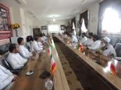نشست آشنایی با مهدویت و  فرقه های انحرافی در سراوان برگزار شد