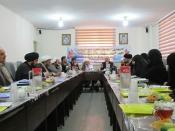 نشست کمیته همکاری های شهرستان های استان تهران در ورامین برگزار شد.