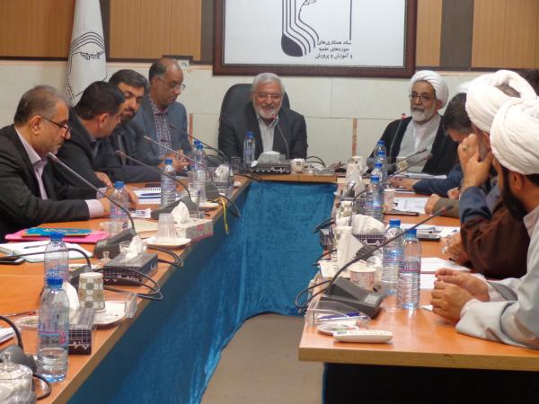 نشست اعضای قطب یک کشوری ستاد همکاریها برگزارشد
