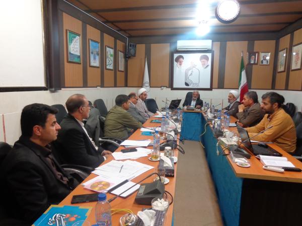 نشست اعضای قطب سه کشوری ستاد همکاریها برگزارشد