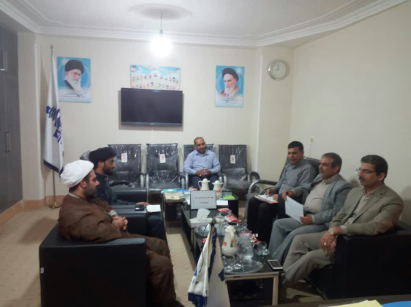 نشست کارگروه تخصصی کمیته همکاریهای استان بوشهر برگزار شد