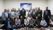 تقدیر نماینده ولی فقیه از طرح های تربیتی آموزش و پرورش همدان