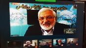 تصاویری ازجلسه توجیهی  برنامه های ابلاغی ستاد همکاریها به  مدیران استانی حوزه های علمیه از طریق ویدئو کنفرانس
