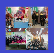فعالیت ها و خاطرات جذاب یک طلبه وظیفه در بین دانش آموزان