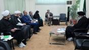 جلسه کمیته همکاری های استان البرز تشکیل شد