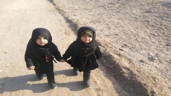 نشاط اربعینی ارمغان مدرسه حسینی