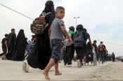 ماموریت فرشتگان درهمراهی زائران پیاده امام حسین علیه السلام