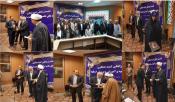 از رابطان برتر کمیته های استانی ستاد  همکاریها تقدیر شد