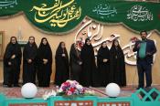 آشنایی دانش آموزان یزدی با معارف مهدوی