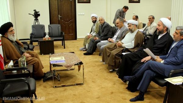 جلسه کمیته همکاری حوزه علمیه و آموزش و پرورش استان برگزار شد
