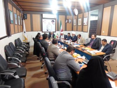 دومین نشست اعضای قطب یک کشوری ستاد همکاریها برگزارشد
