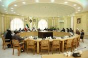 حضور قطب یک کمیته های استانی ستاد همکاریها در جامعه الزهرا(س)