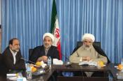 نشست مشترک مدیران دبیرستانها و مسئولان حوزه علمیه قزوین بر گزار گردید