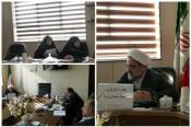 نشست کمیته همکاریها در استان قزوین برگزار شد