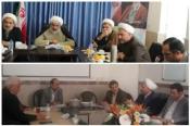حضور مبلغین طرح امین در مدارس غیر انتفاعی استان قزوین