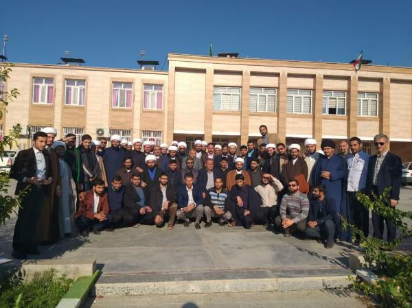 دوره آموزشی سرباز طلبه های استان خوزستان بر گزار شد