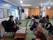 حضوررئیس کمیته همکاریها ی خوزستان در جمع فرهنگیان