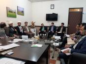 حضور روحانیون قرارگاه  معراج  در 700 مدرسه استان خوزستان