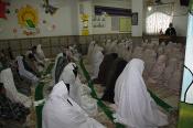 دختران دانش آموز با پیروی ازفاطمه زهرا(س) افتخار آفرین باشند