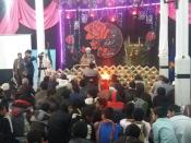 """یادواره دانش آموزی  هفتاد شهید """"شهر علی اکبر"""" برگزار شد"""