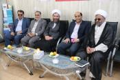 بازدید مدیرکل آموزش و پرورش و تبلیغات اسلامی یزد از مدارس علوم و معارف صدرا