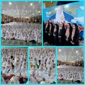 جشن تکلیف بیش از دوهزار دانش آموز استان البرز
