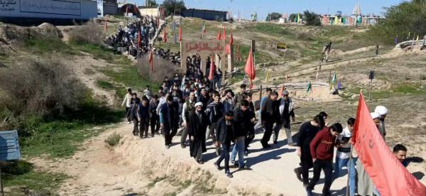 تصاویری از اردوی دبیرستان طرح امین شهید شهریاری قم